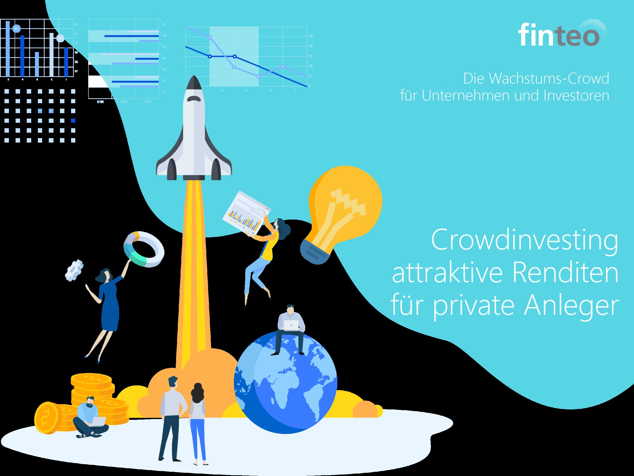 Crowdinvesting attrativ renditen für private Anleger