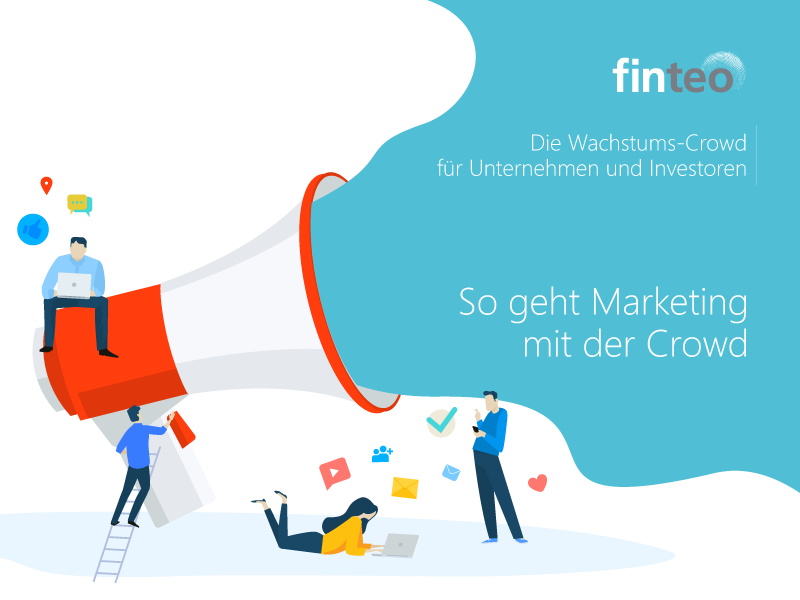 So geht Marketing mit der Crowd