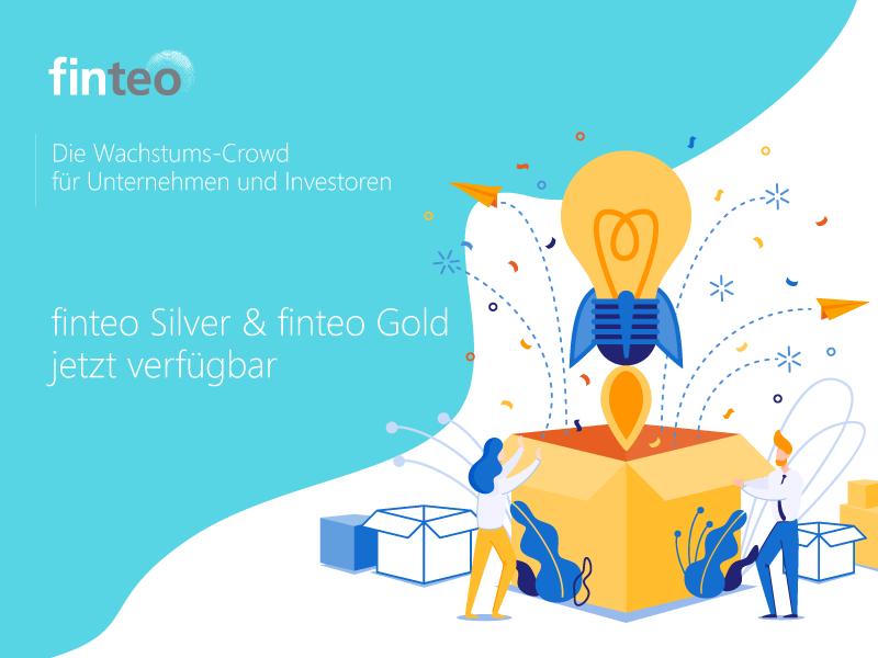 finteo silver & finteo Gold