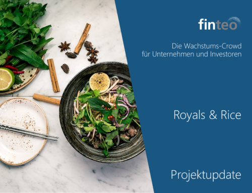 Projektupdate: Royals & Rice Berlin im finteo-Interview
