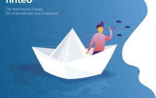 Segelender Unternehmer erfährt von Crowdinvsetingnanzierung